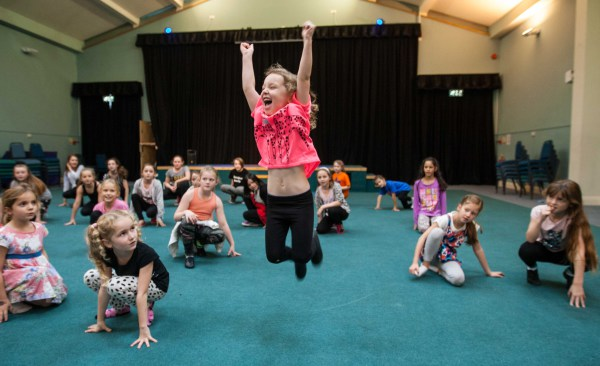 West End Stars SHINE in Shepperton